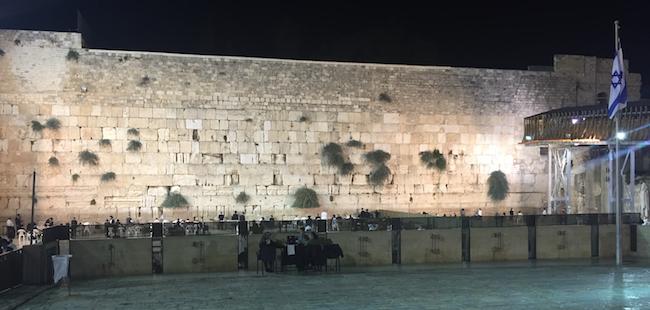 Kotel (Western Wall, Jerusalem, Israel)